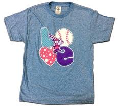 Youth Love Woodchucks T-Shirt